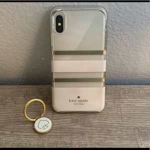 kate spade Accessories - Kate Spade iPhone X case
